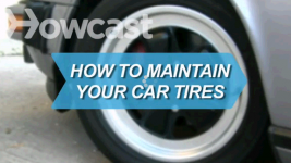 how to drive a car, learn to drive, driving a car, tire pressure