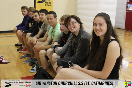 Sir Winston Churchill Secondary School (St. Catharines)