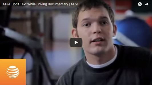 AT&T, Will Craig, Distracted Driving