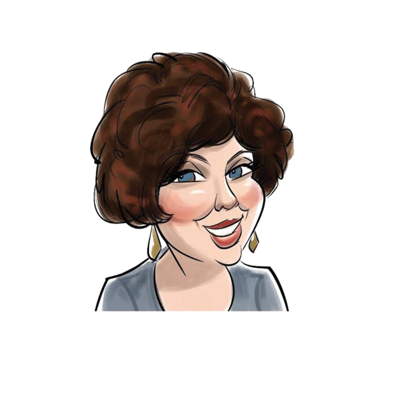 founder, cartoon, anne marie hayes