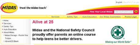 Learn to Drive | Parent Program | Midas | Alive at 25 |midas2