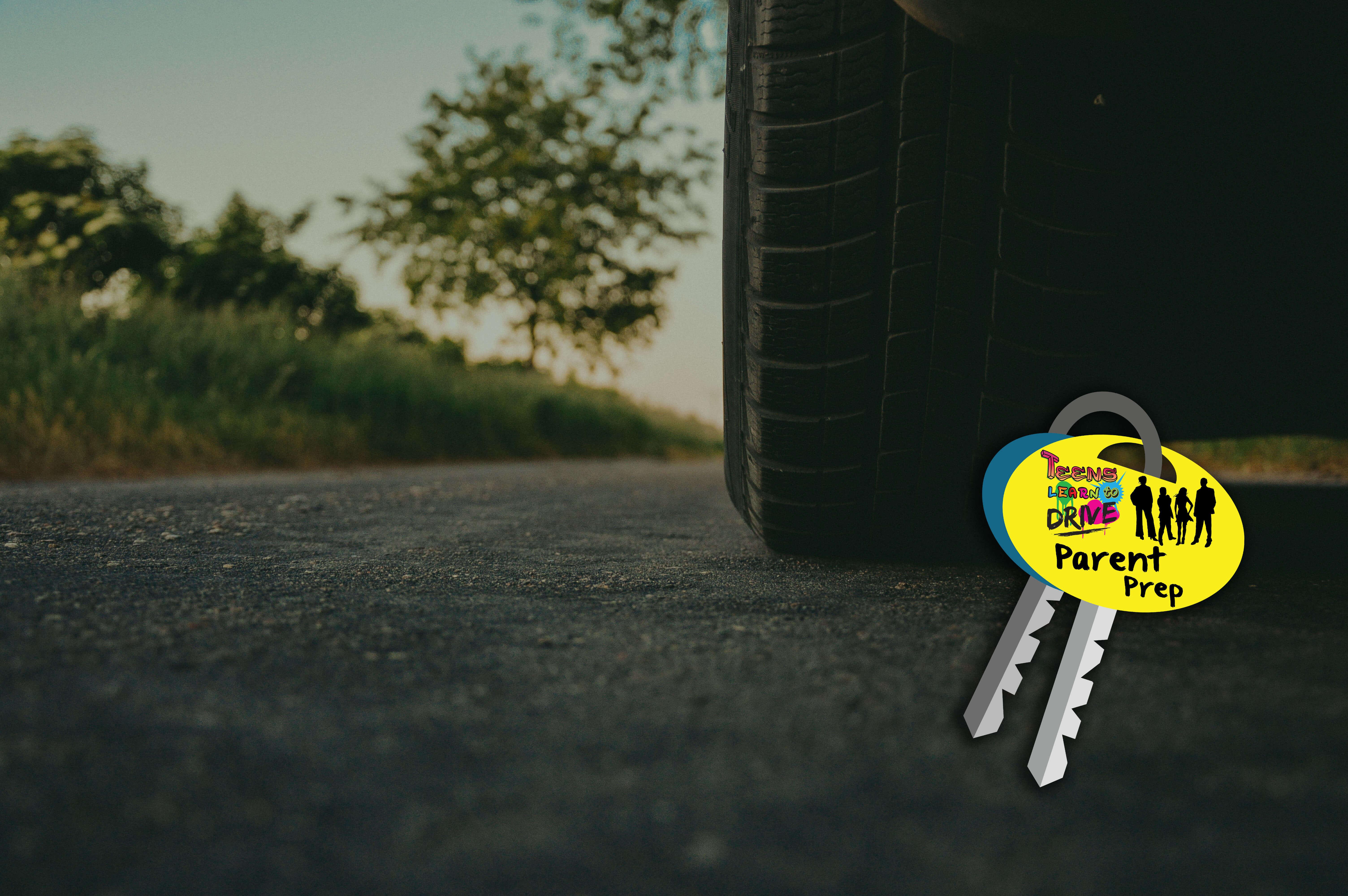 car tire, event, parents